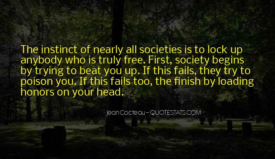Society Fails Quotes #1140456