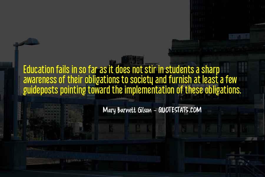 Society Fails Quotes #311692