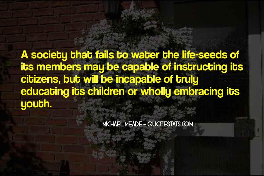 Society Fails Quotes #328946