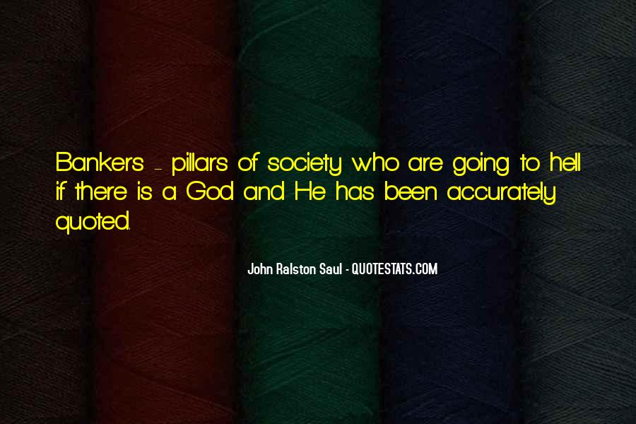 Society Without God Quotes #138712
