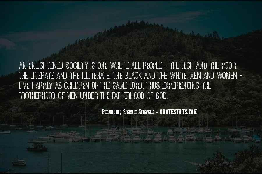 Society Without God Quotes #142993