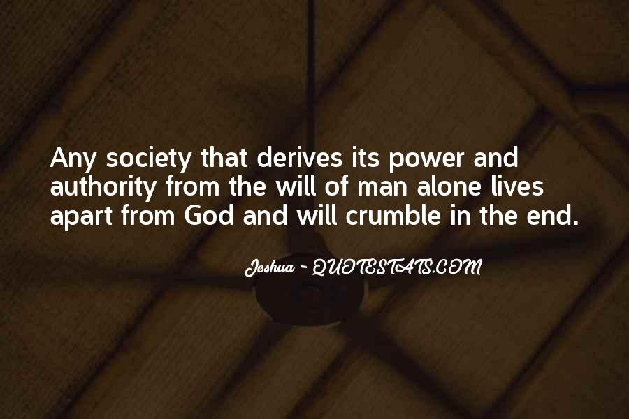 Society Without God Quotes #163777
