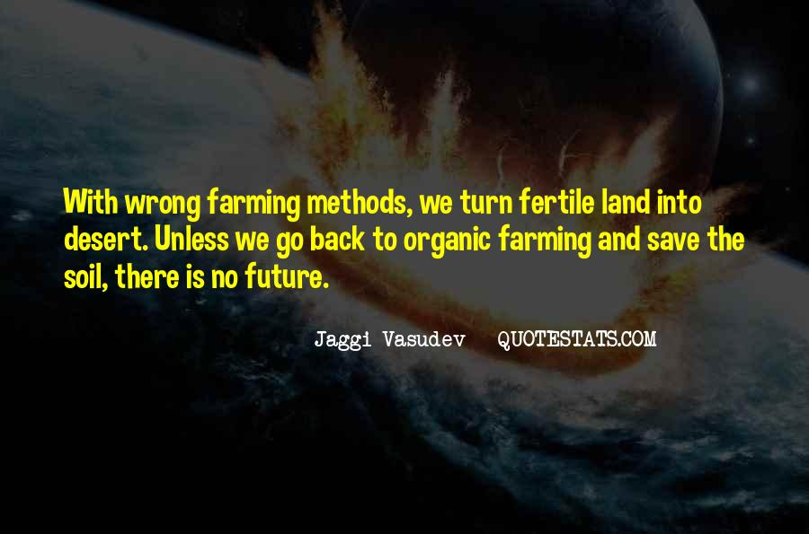 Soil Life Quotes #1509870