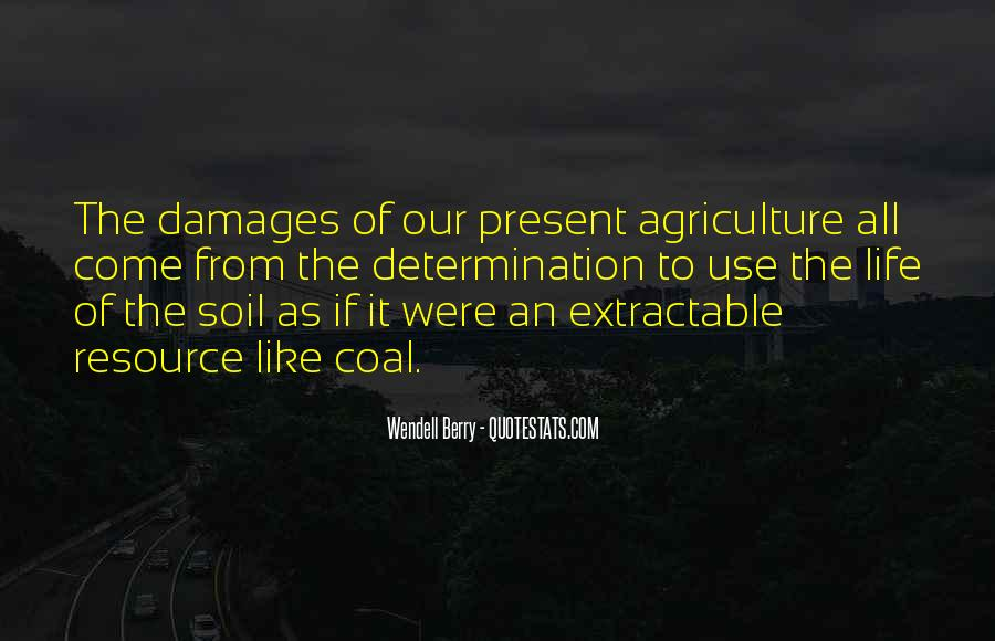 Soil Life Quotes #154198
