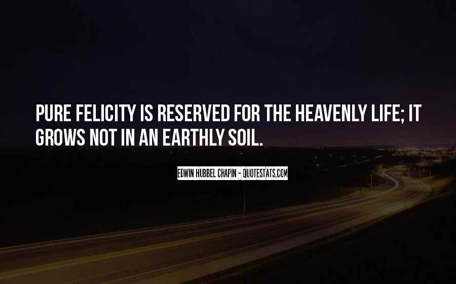 Soil Life Quotes #978303