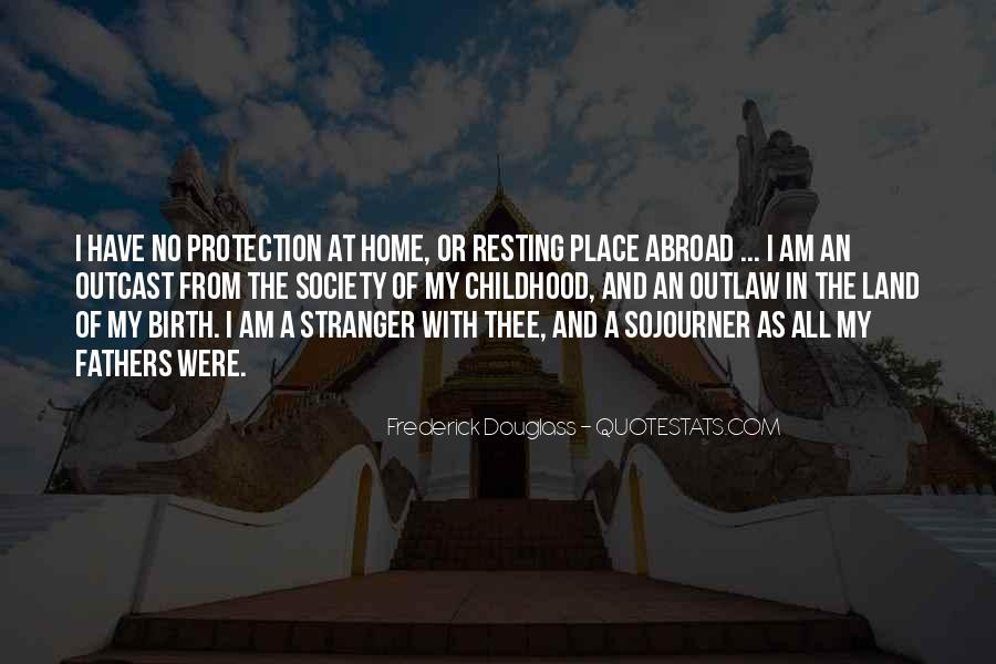 Sojourner Quotes #111871