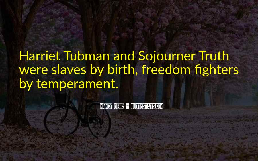 Sojourner Quotes #117356
