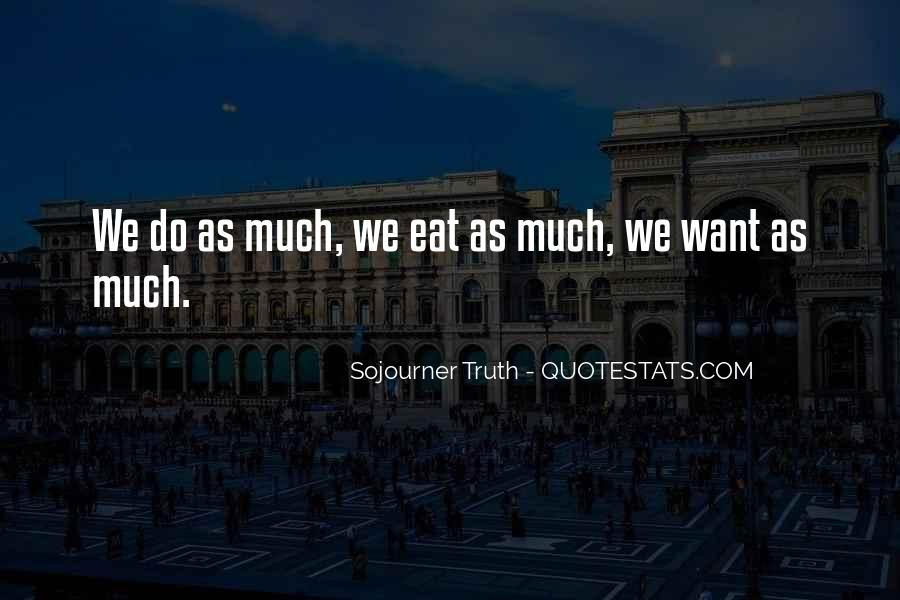 Sojourner Quotes #1415717