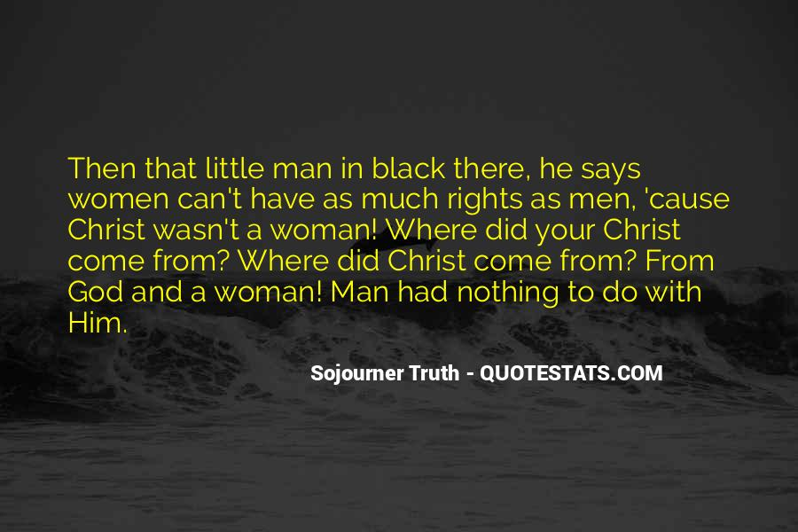 Sojourner Quotes #1745922