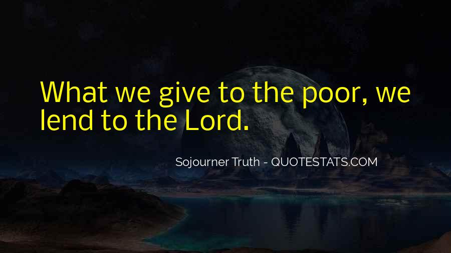 Sojourner Quotes #49516
