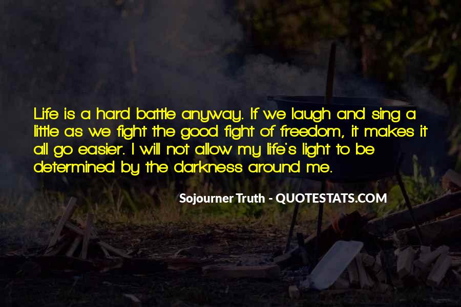 Sojourner Quotes #882796
