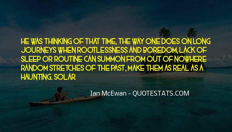Solar Ian Mcewan Quotes #831280