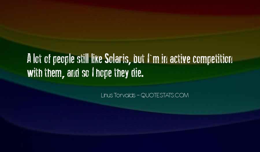 Solaris Quotes #1440062