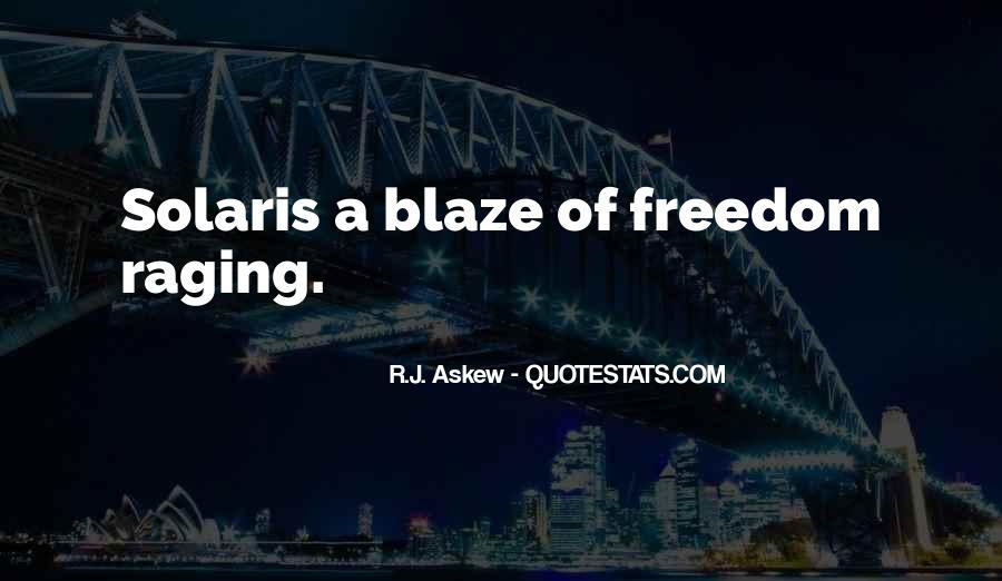 Solaris Quotes #1701682