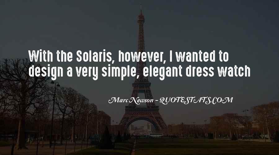Solaris Quotes #305644