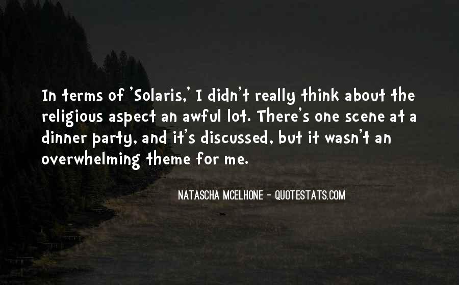 Solaris Quotes #44650