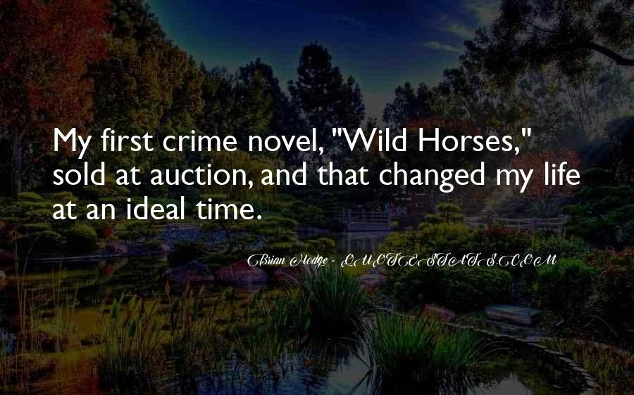 Sold Horse Quotes #1146783