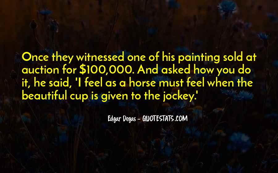 Sold Horse Quotes #1393848