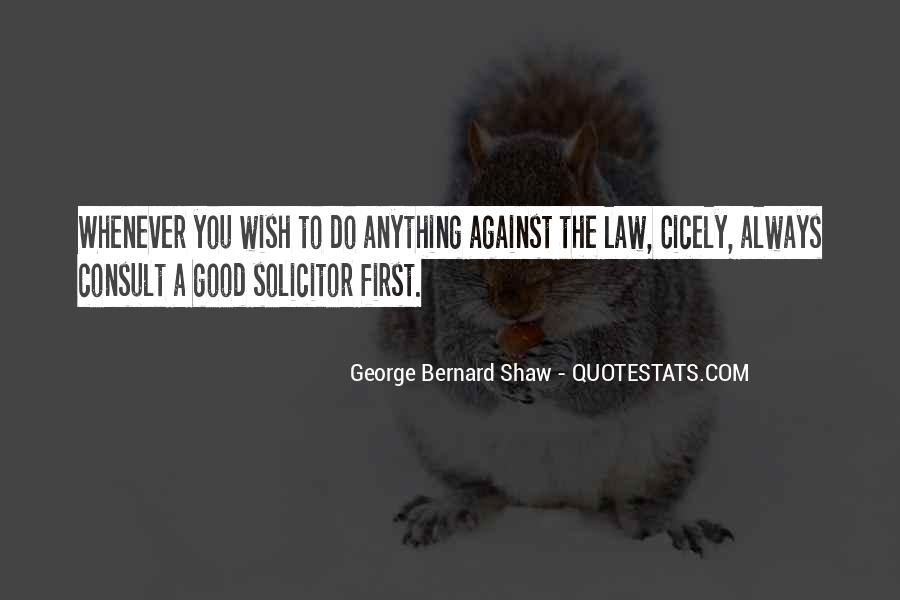 Solicitor Quotes #1132125