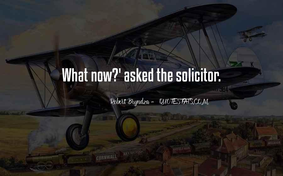 Solicitor Quotes #982293