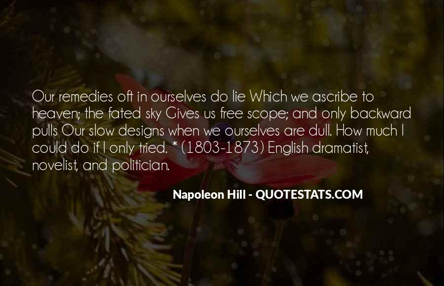 Quotes About Ascribe #1320840