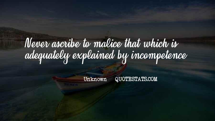 Quotes About Ascribe #174736