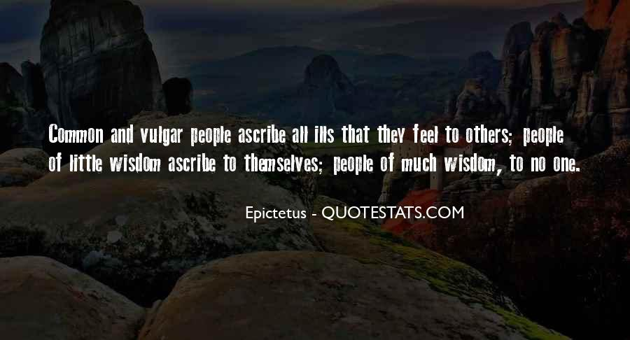 Quotes About Ascribe #55356