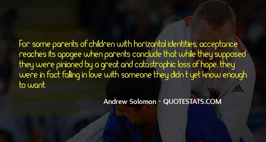 Solomon Love Quotes #1000911
