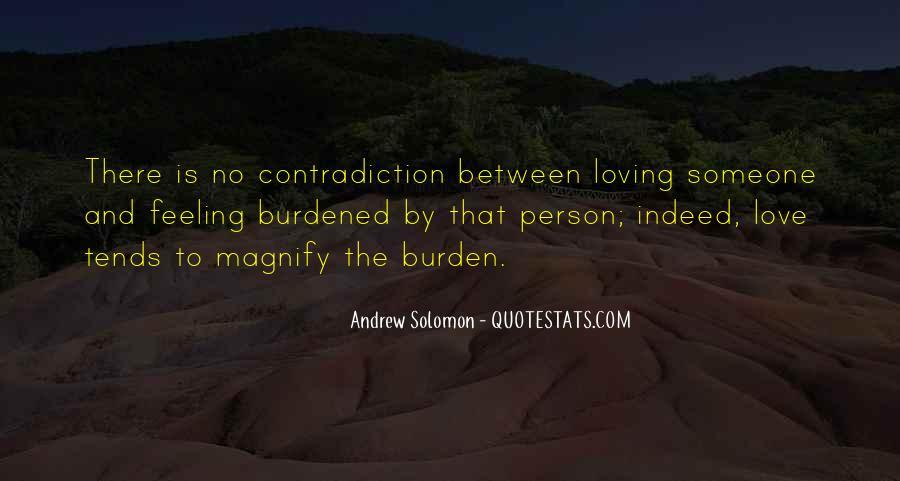 Solomon Love Quotes #1055119
