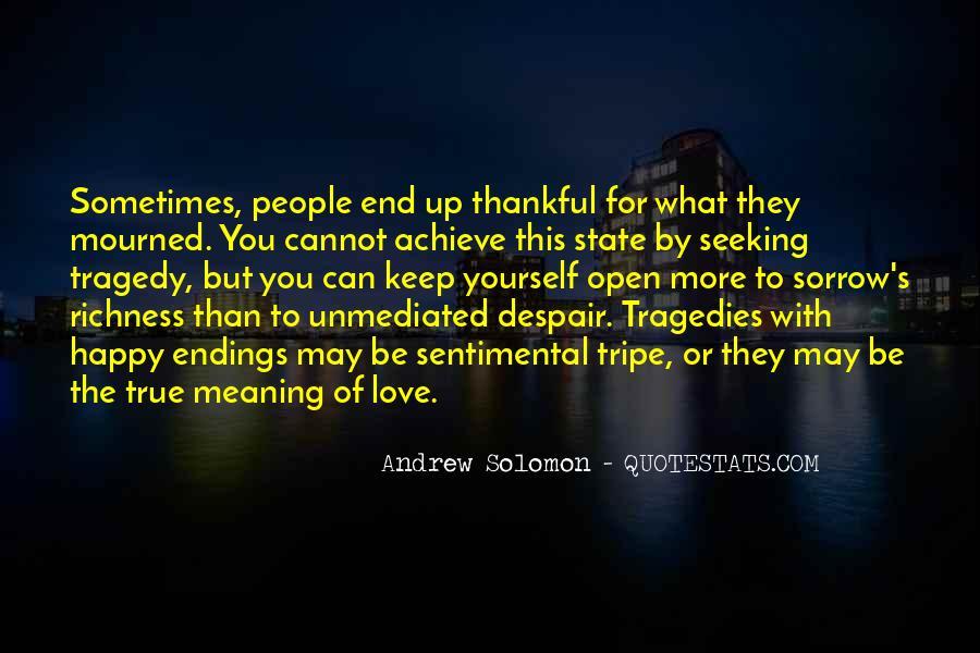 Solomon Love Quotes #1219365