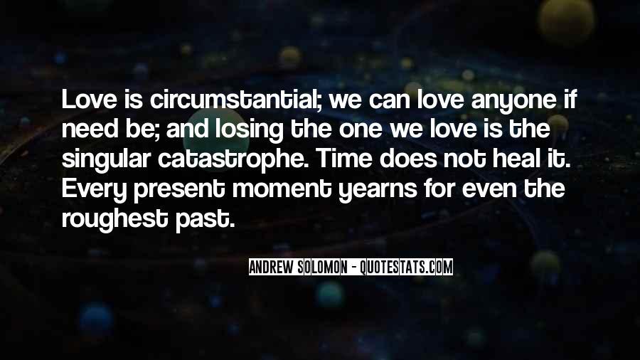 Solomon Love Quotes #1288068