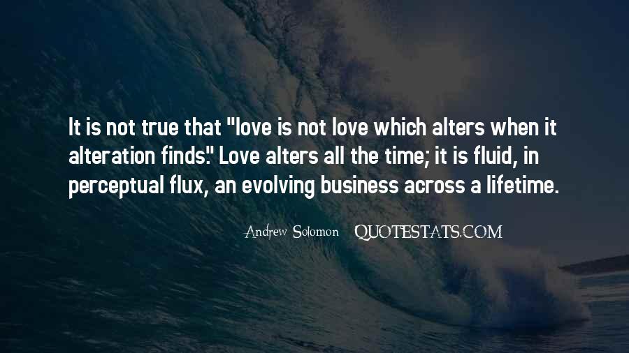 Solomon Love Quotes #1463248