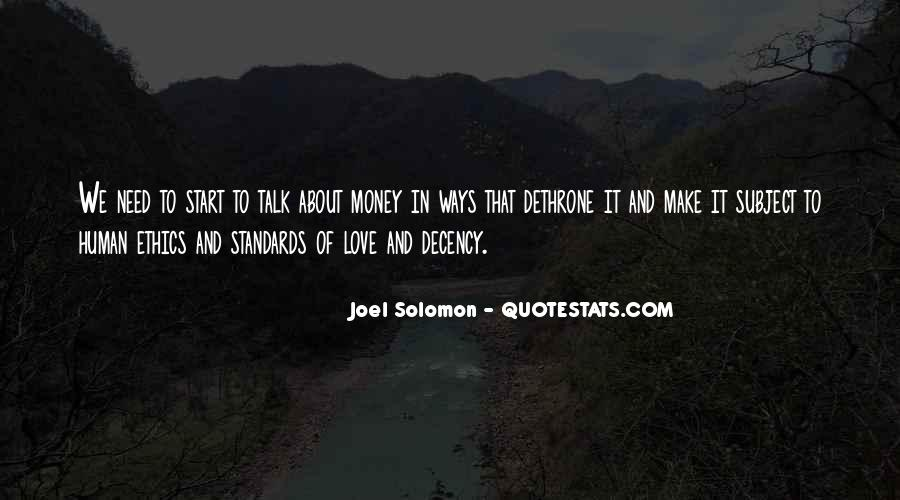 Solomon Love Quotes #1666360
