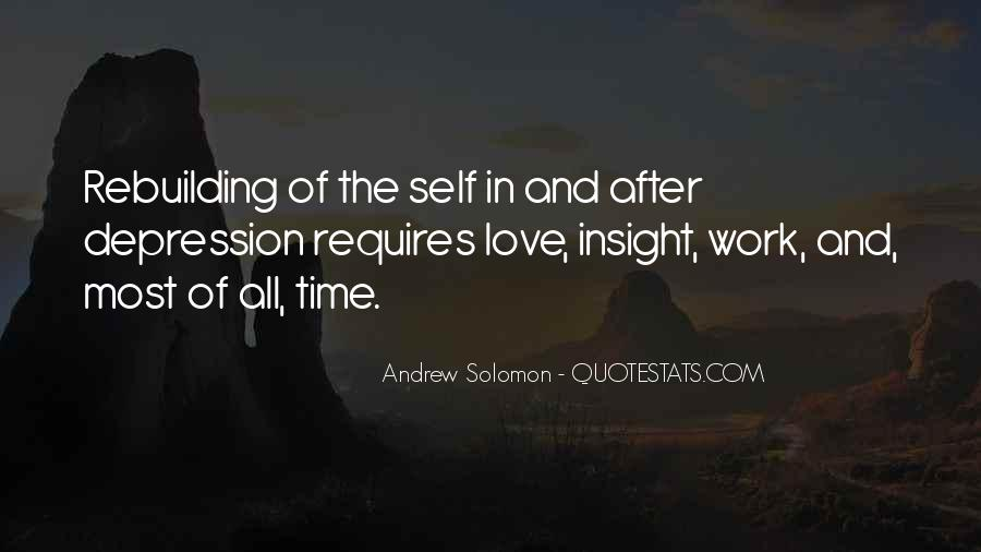Solomon Love Quotes #1782596