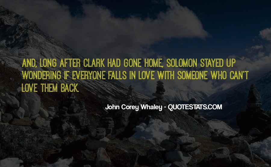 Solomon Love Quotes #427565