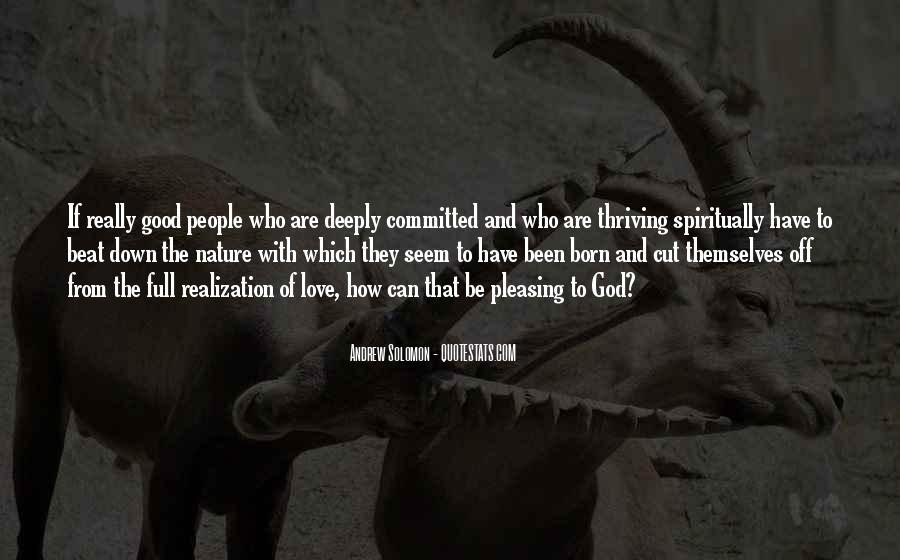 Solomon Love Quotes #77256