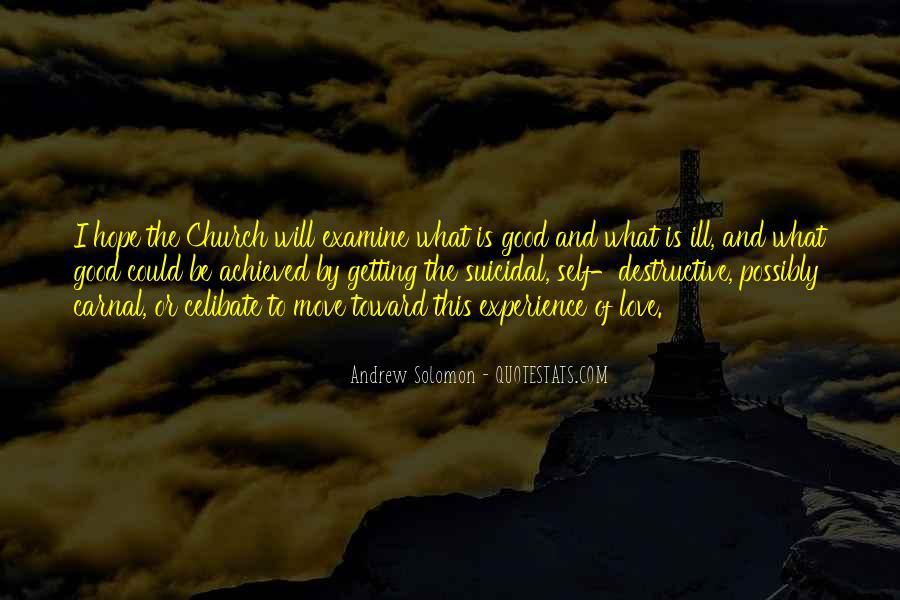 Solomon Love Quotes #846233
