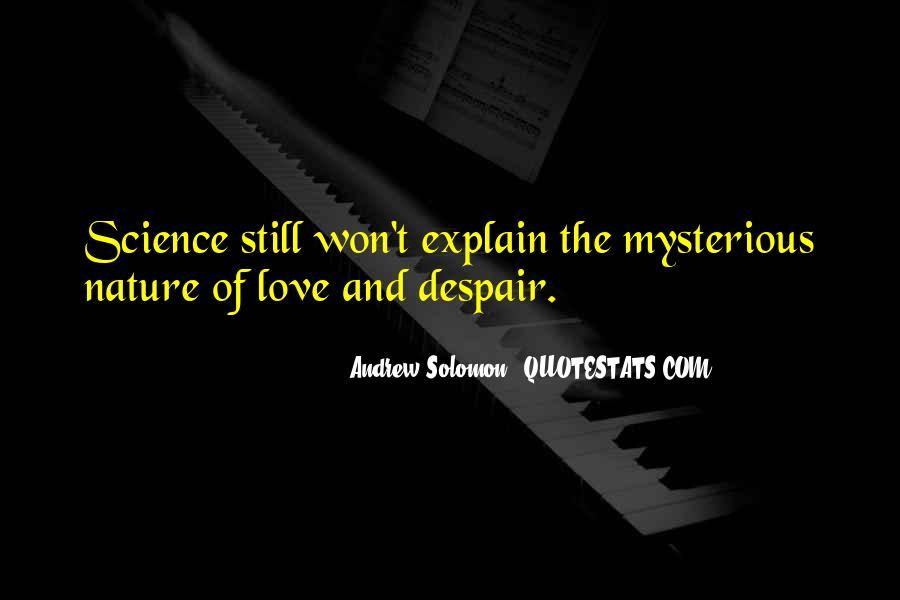 Solomon Love Quotes #850635