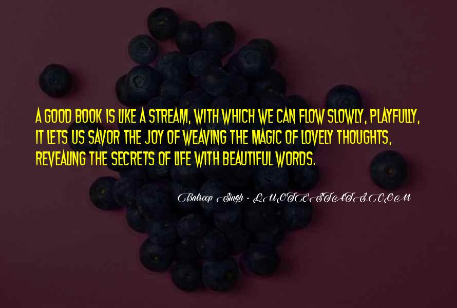 Some Beautiful And Lovely Quotes #183503
