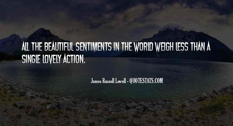 Some Beautiful And Lovely Quotes #235768