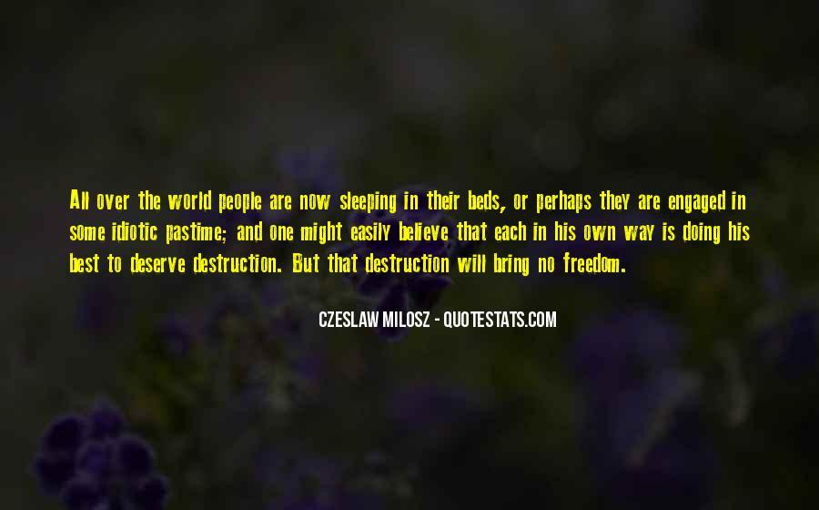 Some Idiotic Quotes #124280