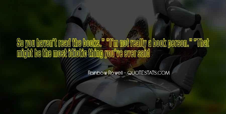 Some Idiotic Quotes #152338