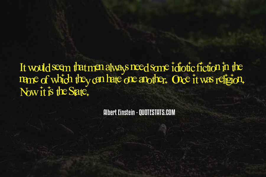 Some Idiotic Quotes #1544538