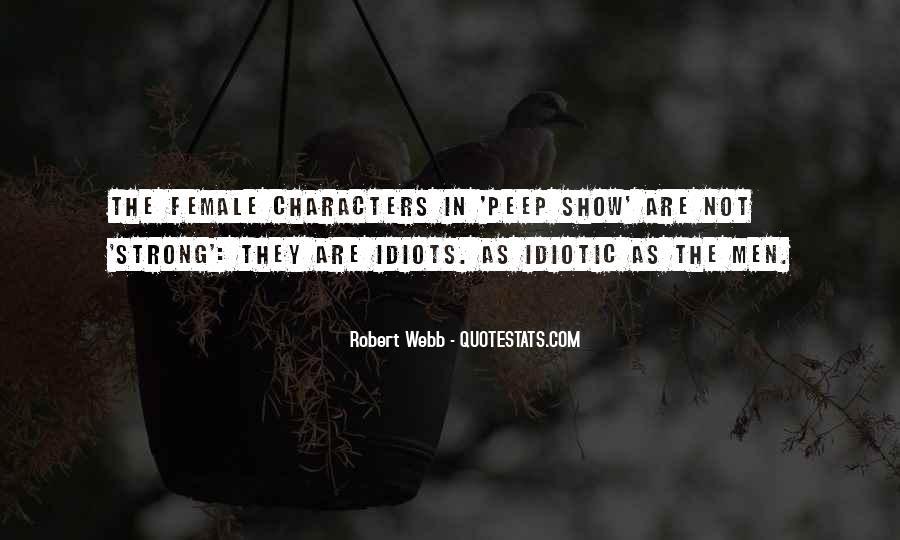 Some Idiotic Quotes #341077