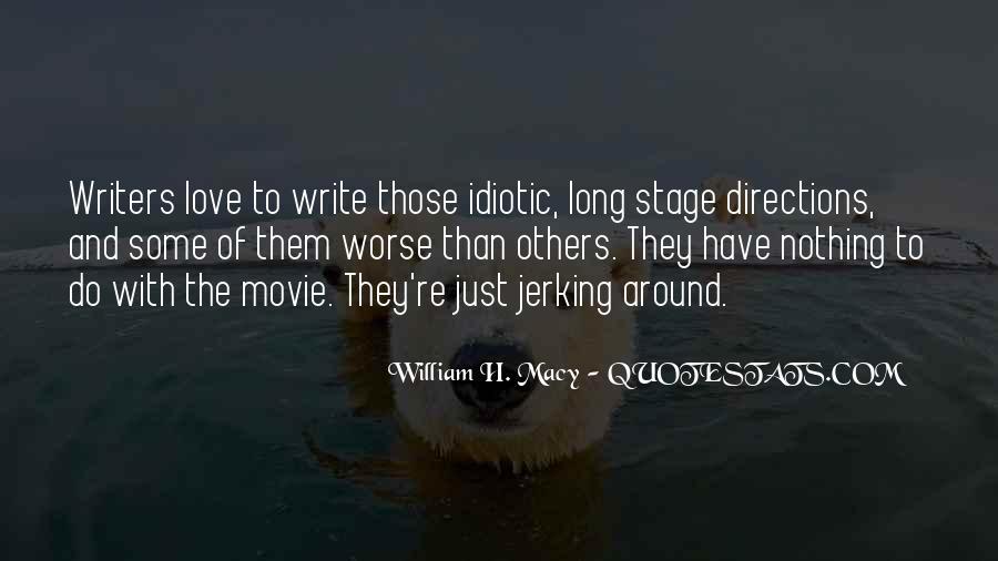 Some Idiotic Quotes #801173