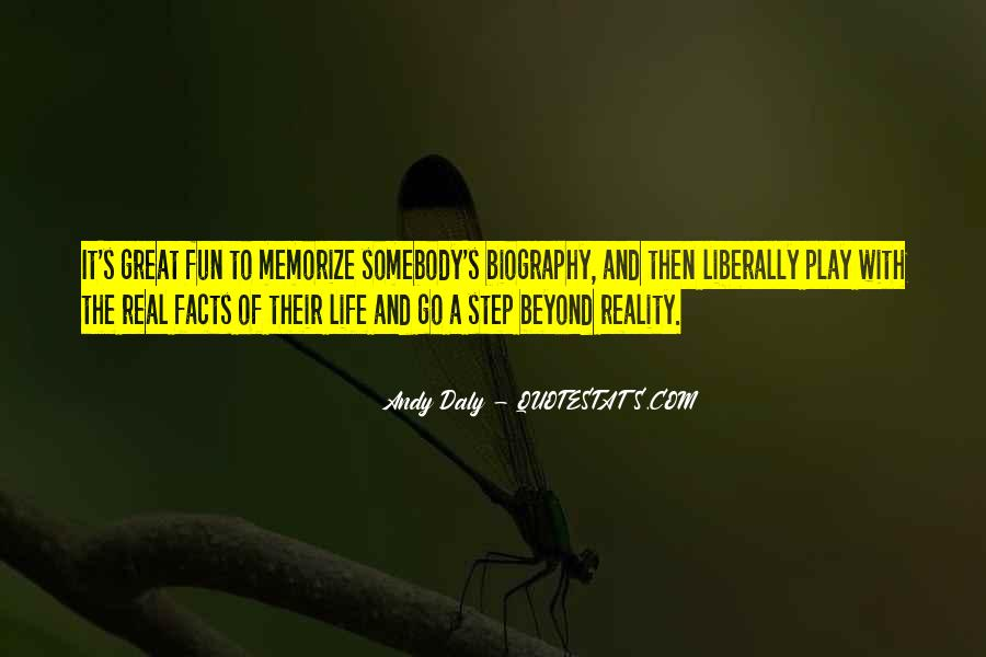 Some Real Facts Life Quotes #757453