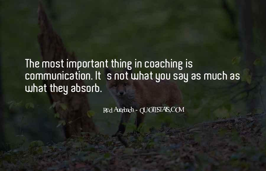 Some Things Are More Important Quotes #3587