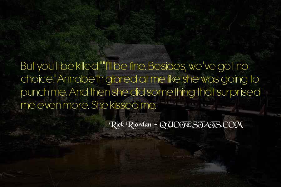 Someday I'll Be Okay Quotes #1552