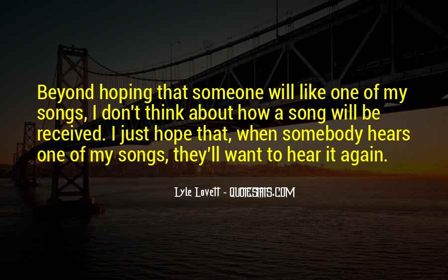 Someday I'll Be Okay Quotes #672