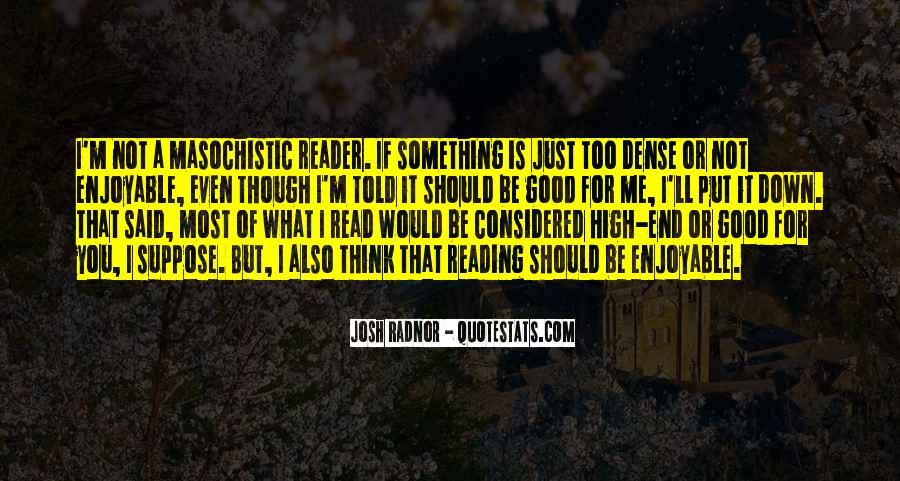 Someday I'll Be Okay Quotes #918